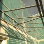 фото крыши над балконом